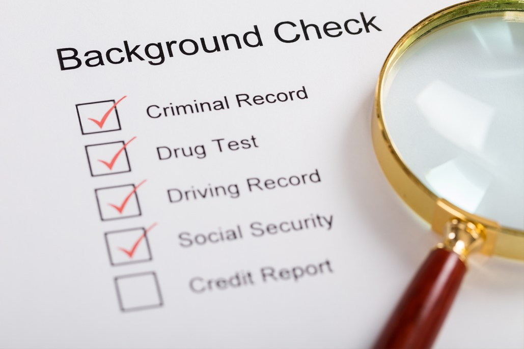 Background-Checklist